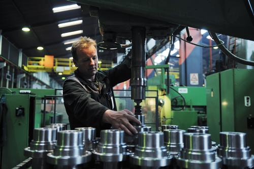 ERP maakindustrie