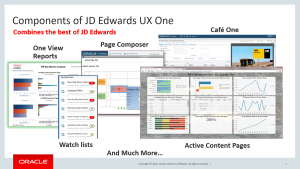 Oracle OOW - JD Edwards ERP