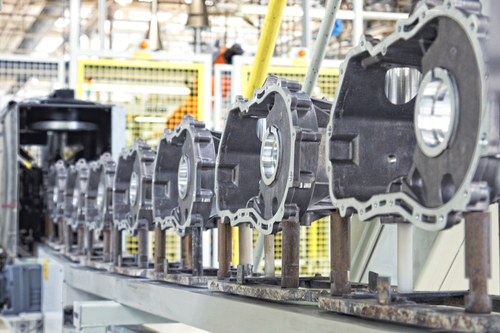 Maakindustrie, Industrial Manufacturing