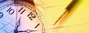 Blog BI- Waar blijft de tijd?