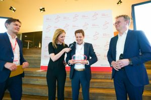 Cadran Oracle Cloud Service Offering partner of the year