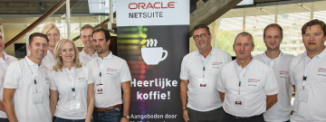 NetSuite team Oracle apps connected
