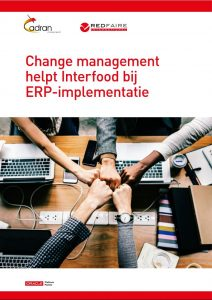 Change Management helpt Interfood bij ERP-implementatie