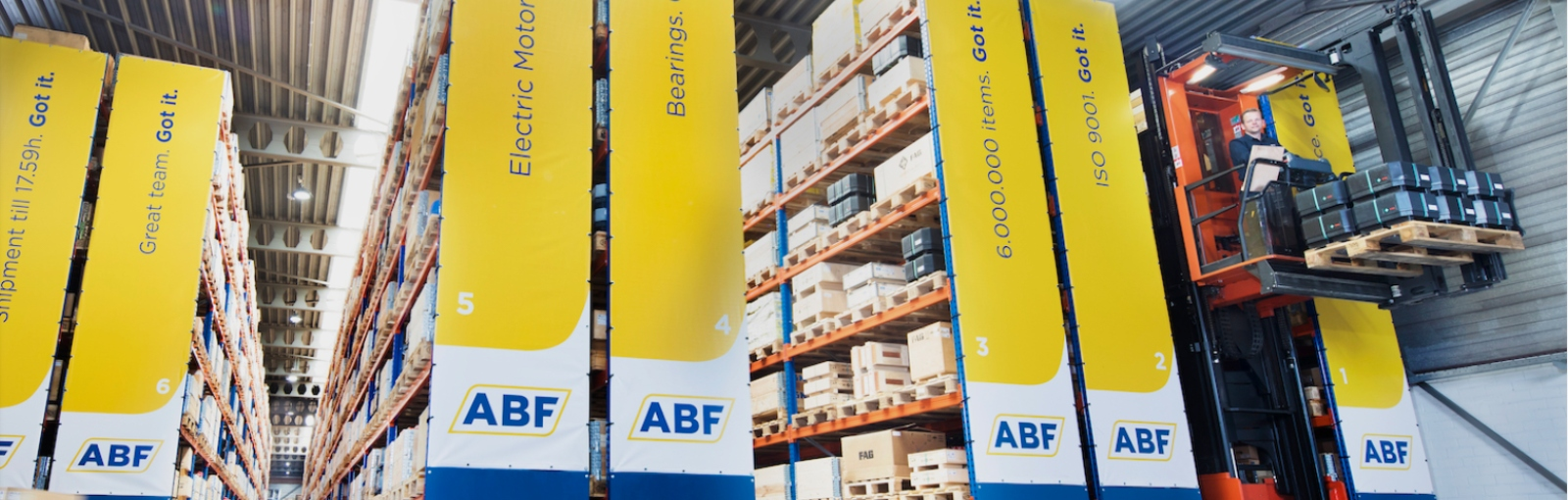 ABF warehouse