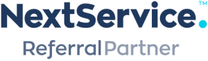 Next Service Referral partner logo
