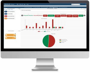 Automatic periodic reports jd edwards erp financial closing
